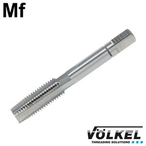 Völkel Handtap voorsnijder, DIN 2181, HSS-G, linkse draad Mf10 x 1.0