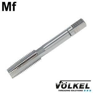 Völkel Handtap voorsnijder, DIN 2181, HSS-G, linkse draad Mf10 x 1.25