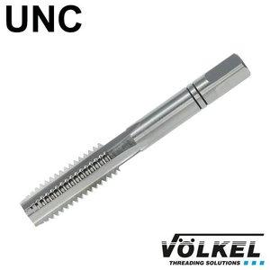 Völkel Handtap middensnijder, ≈ DIN 352, HSS-G, linkse draad UNC 3/8 x 16
