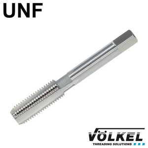 Völkel Handtap eindsnijder, ≈ DIN 2181, HSS-G, linkse draad UNF Nr. 10 x 32