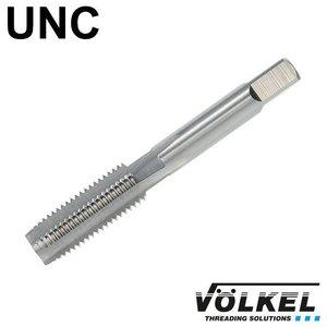 Völkel Korte machinetap, ≈ DIN 352, HSS-G, vorm D, UNC 3/4 x 10