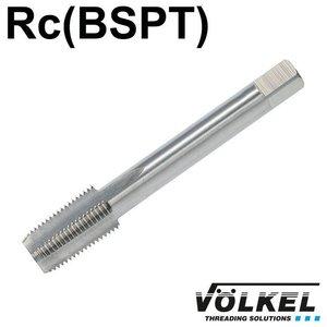 Völkel Korte machinetap, HSS-G, vorm C, PT3/8 x 19
