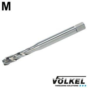 Völkel Machinetap, DIN 371, HSS-E, vorm C / 35° RSP met rechtsspiraal, M 2 x 0.4