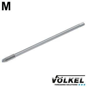 Völkel Machinetap, ≈ DIN 371, HSS-E, vorm B met schilaansnijding, extra lang (150mm), M8 x 1.25