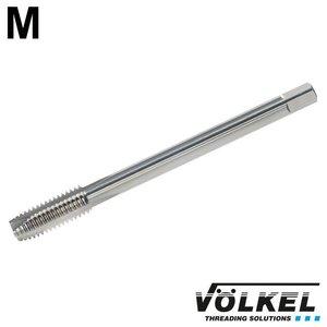 Völkel Machinetap, DIN 376, HSS-E, vorm B met schilaansijding, fijnpassing (4H), M12 x 1.75