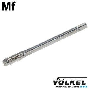 Völkel Machinetap, DIN 374, HSS-E, vorm B met schilaansnijding, Mf 4 x 0.35