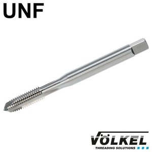 Völkel Machinetap, ≈ DIN 371, HSS-E, vorm B met schilaansnijding, UNF 3/8 x 24