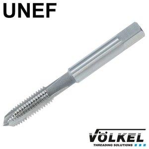 Völkel Machinetap, ISO 529, HSS-E, vorm B met schilaansnijding, UNEF 1.5/8 x 18