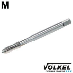 Völkel Machinetap, DIN 371, HSS-E, vorm C, linkse draad M6 x 1.0