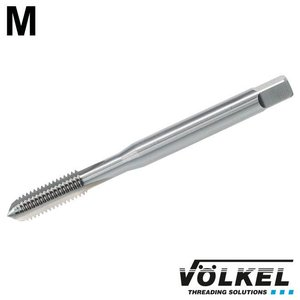Völkel Machinetap, DIN 371, HSS-E, vorm C, linkse draad M8 x 1.25