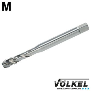 Völkel Machinetap, DIN 371, HSS-E, vorm C / 35° SP met spiraal, linkse draad M 10 x 1.5