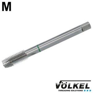 Völkel Machinetap GROENRING, DIN 376, HSS-E, vorm B met schilaansnijding, M12 x 1,75
