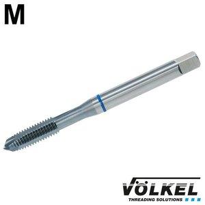 Völkel Machinetap BLAUWRING, DIN 371, HSS-E TiCN, vorm B met schilaansnijding, M10 x 1.5