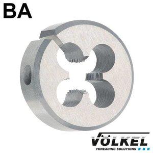 Völkel Snijplaat, BS 1127, HSS, vorm A open, BA4