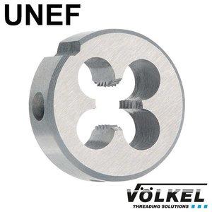 Völkel Snijplaat, DIN 223 (DIN EN 22568), HSS, UNEF1.3/8 x 18