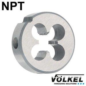 Völkel Snijplaat, HSS, NPT1.1/4 x 11.5