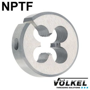 Völkel Snijplaat, HSS, vorm A open, NPTF3/4 x 14