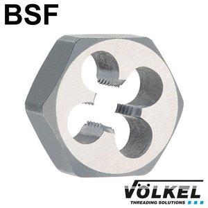 Völkel Snijmoer, DIN 382, HSS, BSF1/4 x 26