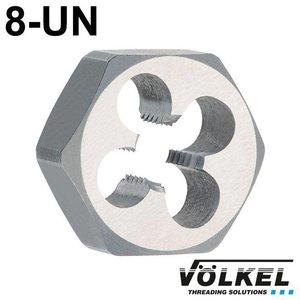 Völkel Snijmoer, DIN 382, HSS, UN1.1/4 x 8