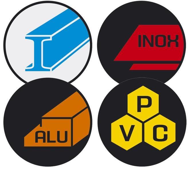 Voor staal, inox, nf-metalen en kunststoffen