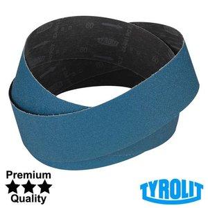 Tyrolit Schuurband voor staal en non-ferrometalen 50x1000 korrel:80