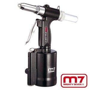 Mighty-Seven Pneumatische blindklinktang 2.4, 3.2, 4.0, 4.8mm