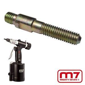 Mighty-Seven Draadstift M5 - PB2402 Pneumatische blindklinkmoertang