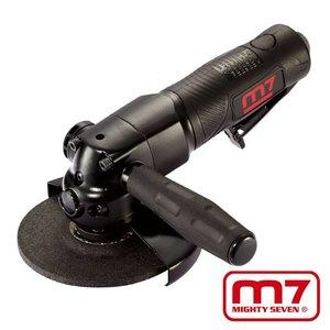 Mighy-Seven Pneumatische haakse slijper Ø125mm 1,3pk