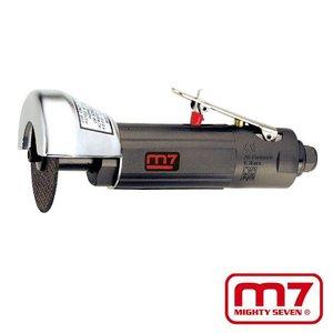 Mighty-Seven Pneumatische rechte slijper Ø75mm 0,9pk