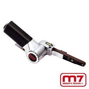 Mighty-Seven Pneumatische bandschuurmachine 10x330mm