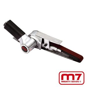 Mighty-Seven Pneumatische bandschuurmachine 20x520mm