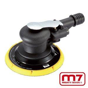 Mighty-Seven Pneumatische schuurmachine excentrisch Ø6'' met adapter