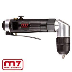 Mighty-Seven Pneumatische haakse boormachine 10mm
