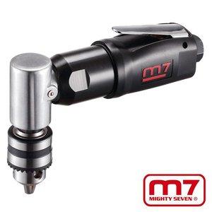 Mighty-Seven Pneumatische mini haakse boormachine 6mm