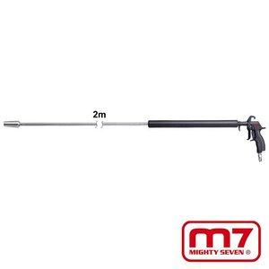 Mighy-Seven Blaaspistool met venturi 100-200cm