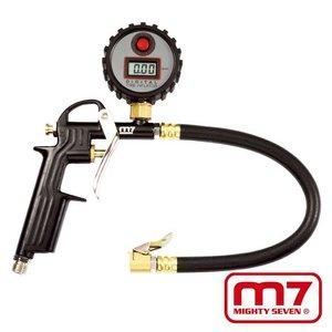 Mighty-Seven Digitale bandenpomp 30cm