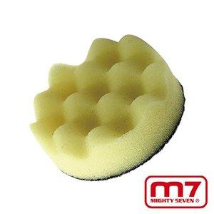 Mighy-Seven Polijstpad hard/ruw Ø75mm t.b.v. QP123 polijstmachine