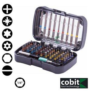 Cobit Bitassortiment 61dlg