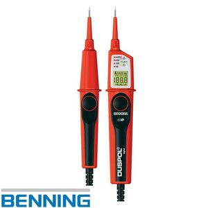 Benning Duspol digital spanningstester