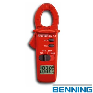 Benning CM 1-1 digitale stroomtang-multimeter