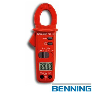 Benning CM 1-2 digitale stroomtang-multimeter
