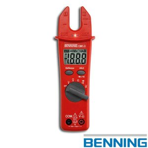Benning CM 1-3 digitale stroomtang-multimeter