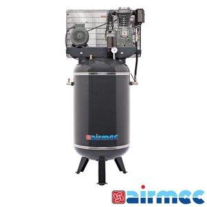 Airmec Zuigercompressor, 700L/min, 270L tank, 400V