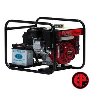 Europower EP2500E aggregaat / generator 2,2 kVA benzine met elektrische start