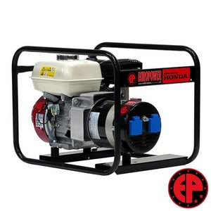 Europower EP3300 aggregaat / generator 3,0 kVA benzine