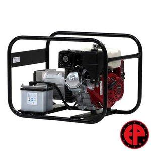 Europower EP4100E aggregaat / generator 4,0 kVA benzine met elektrische start