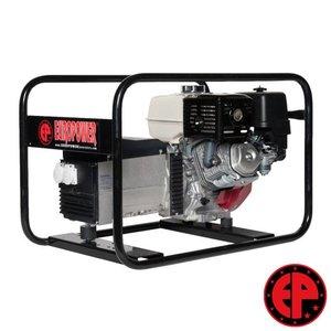 Europower EP6000 aggregaat / generator 6,0 kVA benzine