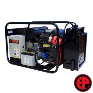 Europower EP13500TE aggregaat / generator 13,5 kVA benzine elektrische start
