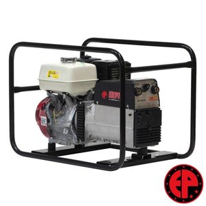 Europower EP200X2 lasaggregaat / generator 4,4 kVA benzine