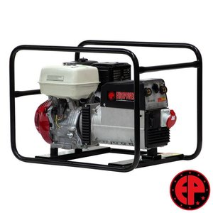 Europower EP200X lasaggregaat / generator 7,0 kVA benzine